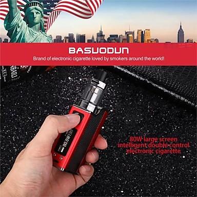povoljno Elektronska cigareta-150w e-cig pametni mod okvir elektronske cigarete e-cigareta kontrolu temperature s 0.91 '' vodio zaslon