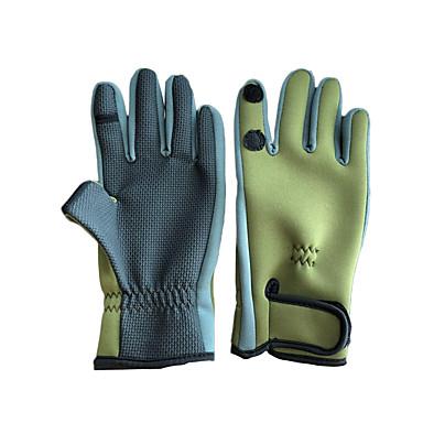 ถุงมือ fingerless ถุงมือเต็มนิ้วถุงมือตกปลาทั่วไปป้องกันทนทานสวมใส่ฤดูใบไม้ผลิยางฤดูใบไม้ร่วงฤดูหนาวฤดูร้อนของผู้ชาย