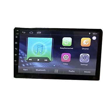 رخيصةأون مشغلات DVD السيارة-tft 10.1 inch 2 din android 8.1 2g ram 32 جرام rom سيارة gps الملاح رباعية النواة / wifi / المدمج في بلوتوث ل دعم microusb العالمي wmv / avi / mpeg ape / flac jpeg / gif / bmp