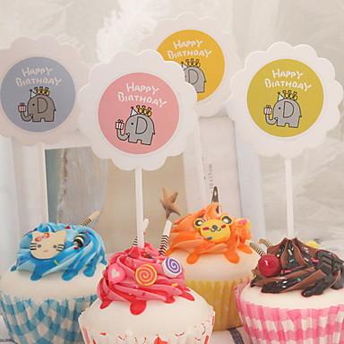 4pcs פלסטי לעוגה מעצבי קינוח כלי Bakeware