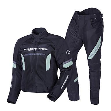 SRATE אופנוע בגדים סט מכנסיים סט ל שך גברים polyster סתיו / קיץ חם יותר / איכות מעולה