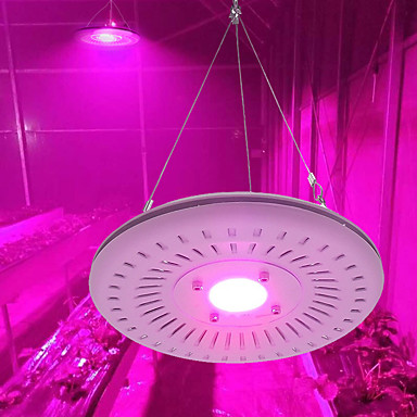AcStar 1set 50 W 950 lm 1 LED חרוזים ספקטרום מלא עבור חממה הידרופוני גוברת אור מתקן סגול 220 V 110 V חממת ירקות