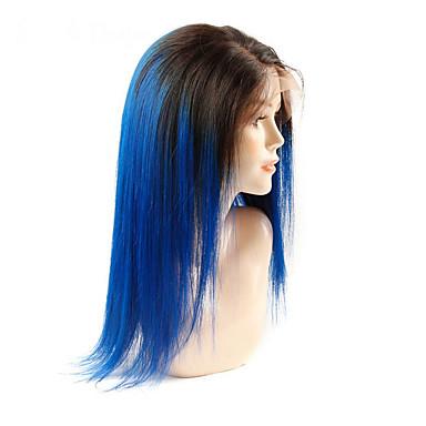 povoljno Perike i ekstenzije-Ljudska kosa 4x4 Zatvaranje Lace Front Perika Stražnji dio stil Brazilska kosa Ravan kroj Plavuša Perika 180% Gustoća kose Žene Najbolja kvaliteta novi Novi Dolazak Rasprodaja Žene Kratko Wig