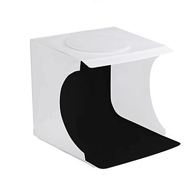 povoljno Elektronička oprema-prijenosni mini fotografija svjetlo kutija kit sklopivi mali kućni studio