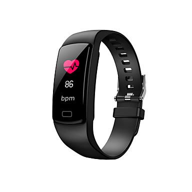 y9 גברים נשים smartwatch אנדרואיד ios Bluetooth מידע תרגיל שיא משחקים קלוריות שרפו ספורט כרונוגרף לוח השנה שעון מעורר בישיבה תזכורת