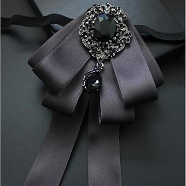 עניבת פפיון - אחיד מסיבה בגדי ריקוד גברים / בנים