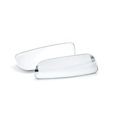 1 זוג רכב מבט אחורי מראה בטיחות רכב מבט עיוור נקודת מראה רחבה זווית קמור לחניה