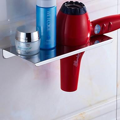 Banyo Rafı Yaratıcı Modern Paslanmaz Çelik / Demir 1pc - Banyo Duvara Monte Edilmiş