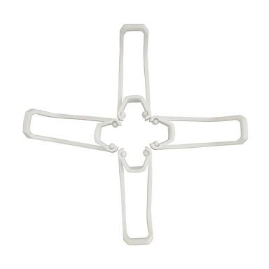billige Deler og tilbehør til radiostyrte enheter-E58 S168 JY019 4stk Propellbeskytter Rc Kvadrokoptere Rc Kvadrokoptere ABS + PC Enkel å installere / Holdbar