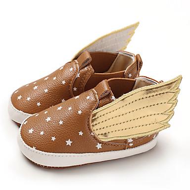 povoljno Dječje čizme-Dječaci / Djevojčice PU Čizme Dojenčadi (0-9m) / Dijete (9m-4ys) Cipele za bebe Obala / Crn / Braon Jesen / Zima