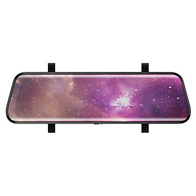 billige Bil-DVR-9,66 tommers speil dash kamera berør fullskjerm 1080p 170 fullt HD-kamera
