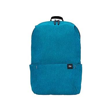 """billige Periferiutstyr til datamaskiner-Xiaomi Millet Backpack 13 """"bærbar PC Ryggsekker Nylon Fiber Ensfarget / Helfarge Unisex"""