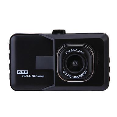 abordables DVR de Voiture-3.0 1080p voiture tableau de bord dvr caméra full hd véhicule enregistreur vidéo tableau de bord cam g-capteur gps