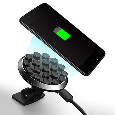 voordelige Automatisch Electronica-360 graden roterende zuignap draadloze oplader mobiele telefoon houder