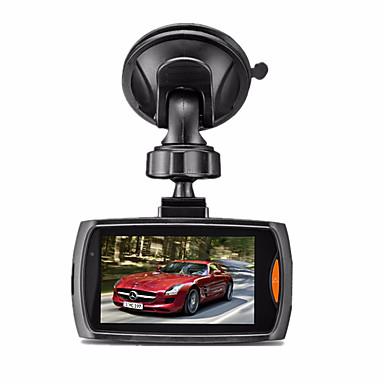 voordelige Automatisch Electronica-G30 720p Start automatische opname Auto DVR 170 graden Wijde hoek CMOS 2.7 inch(es) LCD Dash Cam met Nacht Zicht / G-Sensor / Automatische uitschakeling 6 infrarood LED's Autorecorder