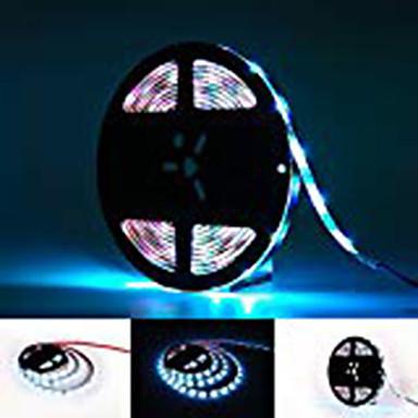 billige LED Strip Lamper-5 m Lysslynger 150 LED Naturlig hvit Dekorativ 110-120 V 1set