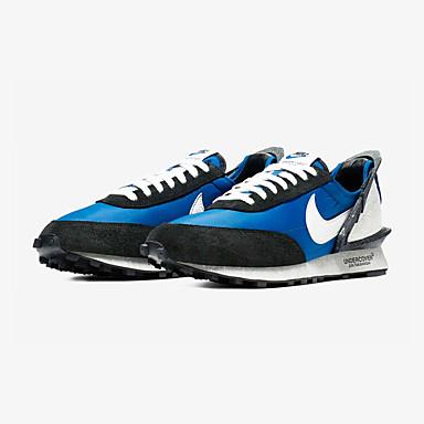 Erkek Ayakkabı Kauçuk / Tissage Volant İlkbahar yaz / Sonbahar Kış Atletik Ayakkabılar Koşu Atletik için Koyu Mavi / Açık Yeşil / Mavi