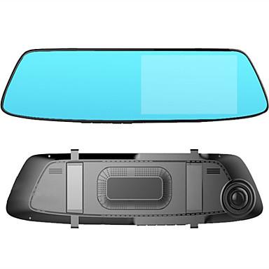 billige Bil-DVR-720p Full HD Bil DVR 140 grader Bred vinkel CMOS 5 tommers Dash Cam med Night Vision / Bevegelsessensor / Loop-opptak Bilopptaker