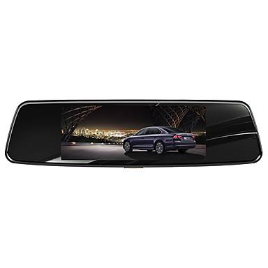 billige Bil-DVR-720p / 1080p HD Bil DVR 150 grader Bred vinkel IPS Dash Cam med G-Sensor / Innebygd Mikrofon / Innebygd Høytaler 4 infrarøde LED Bilopptaker