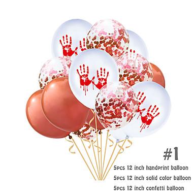 voordelige Feestbenodigdheden-Ballon Emulsie 1 set Halloween