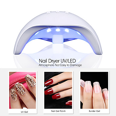 voordelige Nagelgereedschap & Apparatuur-36w slimme sensor nagel droger met timer lcd-scherm nail art tools auto-inductie manicure lamp