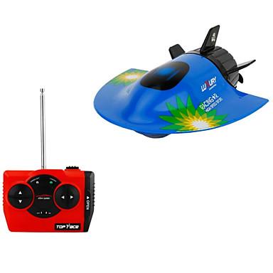 billige Droner og radiostyrte enheter-Radiostyrt Båt 2.4G Plastikker / Metall kanaler KM / H