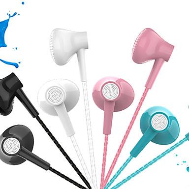 billige Sterkt anbefalt-dudao dt-226 kablede 3,5 mm ørepropper-hodetelefoner dynamisk krystallklar lyd ergonomiske ører komfort-passer klassiske farger