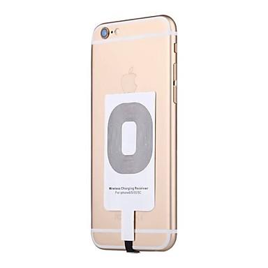 voordelige Automatisch Electronica-universele qi draadloze oplader zender patch ontvanger adapter pad voor samsung iphone7 6 6s 5 5s enz