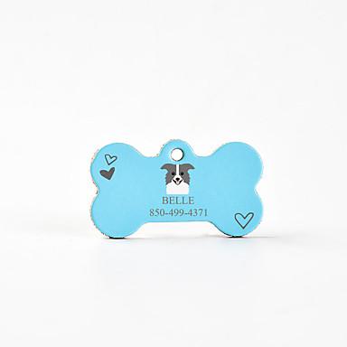 Kişiselleştirilmiş Özelleştirilmiş Klasik Kişiselleştirilmiş moda Hediye Günlük 1pcs Doğal Pembe Gök Mavisi Kahve / Lazer Oyma