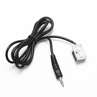 voordelige Automatisch Electronica-autoradio-adapter 3,5 mm naar kabel voor Volkswagen Polo / Golf / Seat Ibiza