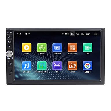 voordelige Automatisch Electronica-wn7092 7 inch 2 din android 9.0 in-dash auto dvd speler / auto multimedia speler / auto gps navigator / ingebouwde bluetooth / rds / rca / gps ondersteuning mpeg / avi / mpg voor universeel