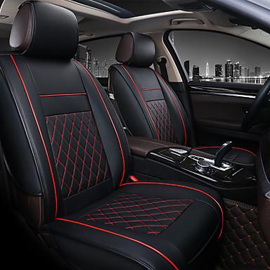 voordelige Auto-interieur accessoires-universeel lederen autostoelkussen autostoelhoezen kussenaccessoires