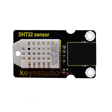 voordelige Elektrische apparatuur & benodigdheden-gemakkelijke plug dht22 temperatuur- en vochtigheidssensor