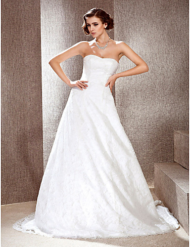 03818270 TELMA - kjole til Bryllupskjole i Lace 47930 2019 – $249.99