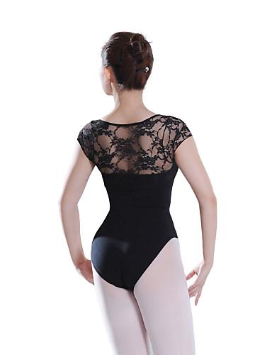 encaje de nuevo dancewear algodón / spandex mallas para damas
