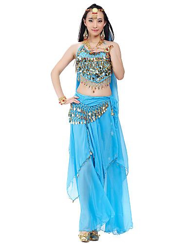 Splendid izvedbe šifon Trbušni ples odjeća za dame (Više boja)