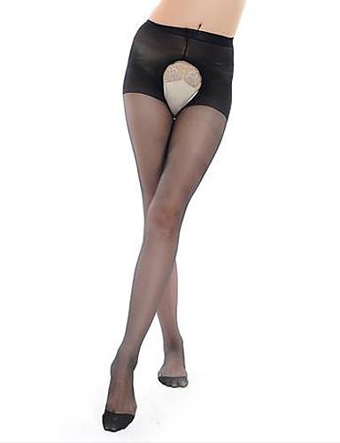 Damen Strumpfhose-Solide Dünn