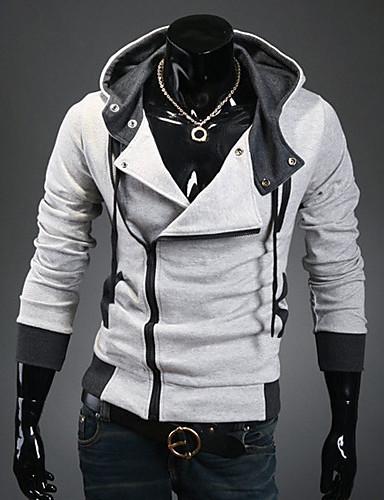 d.b.n de moda maneca lunga bodycon haina bărbați