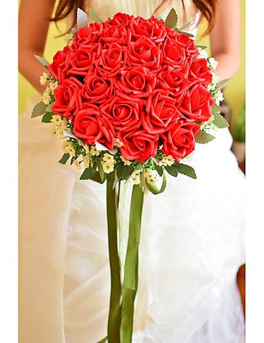Flori de Nuntă Buchete Nuntă Party / Seara Spumă 9.84