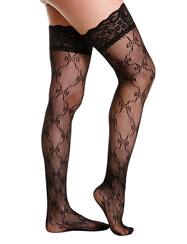 058862d70 Women s Thin Sexy Stockings - Jacquard