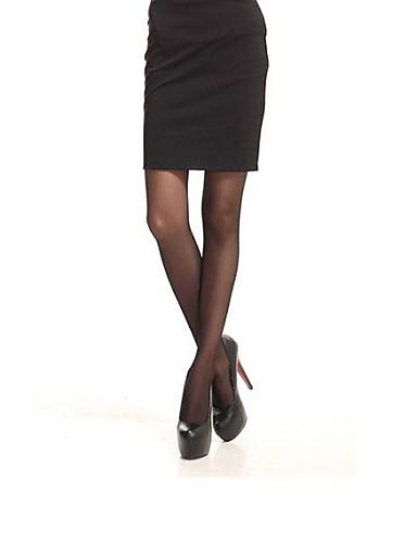 dragoste sexy dresuri transparente cu miez even® femei (negru)