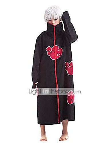 Χαμηλού Κόστους Κοστούμια Anime-Εμπνευσμένη από Naruto Sasuke Uchiha Anime Στολές Ηρώων Ιαπωνικά Κοστούμια Cosplay Μανδύας Για Ανδρικά