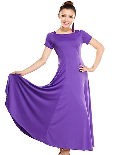 Naisten tanssimekko, viskoosi, värivalikoima