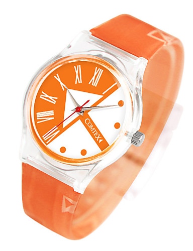 Kids' Sport Watch Quartz Plastic Band