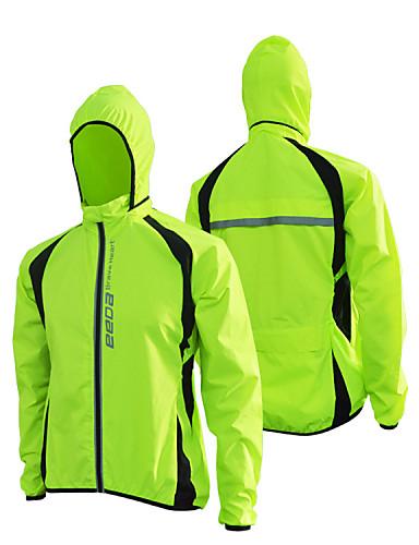 f110be5a4 Unisex Cycling Jacket Bike Jacket Windbreaker Top Waterproof Sports Winter  Yellow   Green   Blue Mountain Bike MTB Road Bike Cycling Clothing Apparel  ...