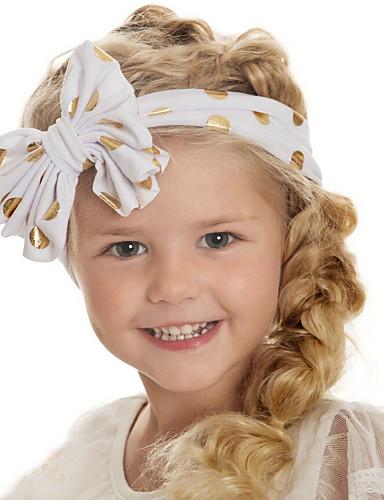 Genç Kız Genç Erkek Tüm Mevsimler Saç Bantları Diğer Triko Saç Aksesuarları - Yeşil Mavi Pembe Koyu Kırmızı 12#