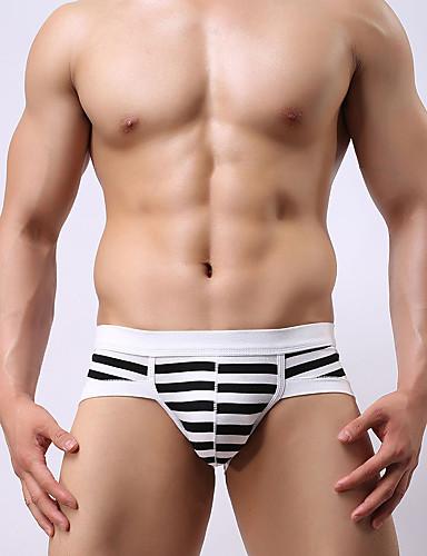 Masculino Cuecas Masculino Algodão
