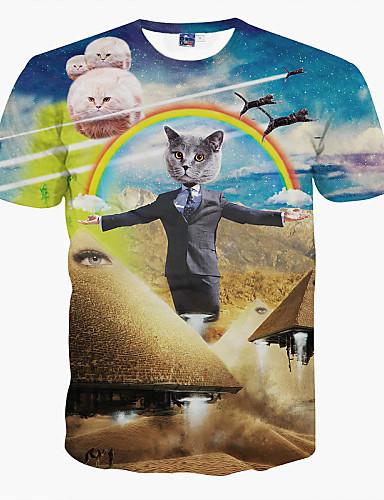 Herrn T-shirt Druck