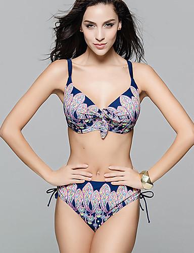 Mujer Relleno / Boho Bikini Halter