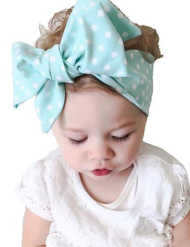 אביזרי שיער רצועות ראש כותנה All Seasons נערות / בנים